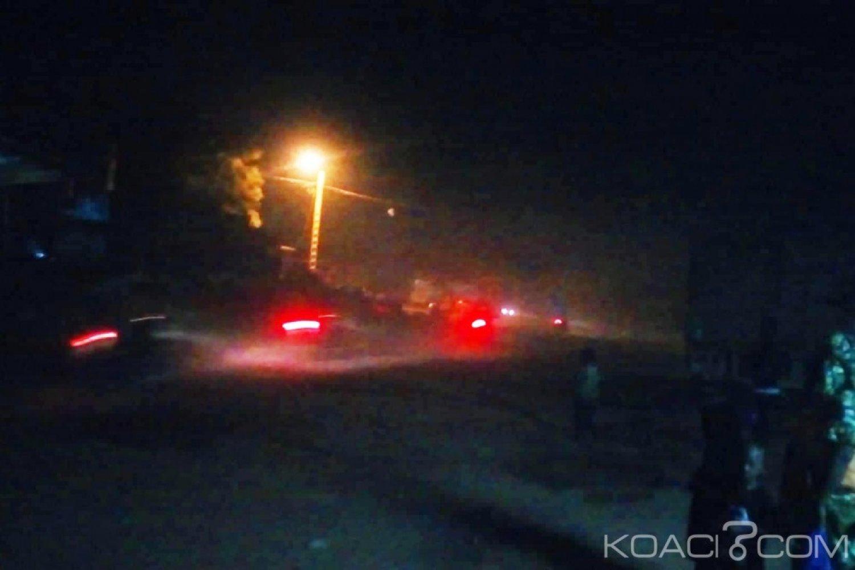 Côte d'Ivoire : Bouaké, en plein braquage dans l'obscurité, un scélérat démasqué par le retour inopiné de l'électricité