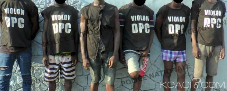 Côte d'Ivoire : Le  violeur reconnu par sa victime favorise l'interpellation de son gang