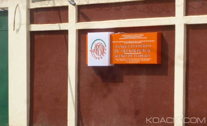 Côte d'Ivoire : Le Trésor va se doter d'une banque en ligne qui permettra  aux clients, quel que soit le support utilisé d'avoir accès à leur compte