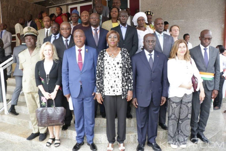 Côte d'Ivoire : Depuis Grand-Bassam,  Amon Tanoh avoue que le pays est en tête du contingent des immigrés irréguliers vers l'Europe