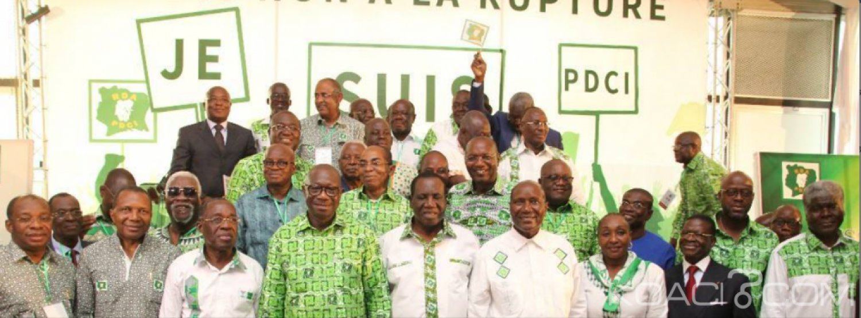 Côte d'Ivoire : PDCI Renaissance, Duncan et ses amis  dissidents préparent leur rentrée politique