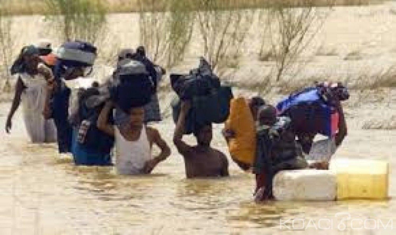 Mozambique  : Au moins 66 morts et des milliers de déplacés suite à des inondations