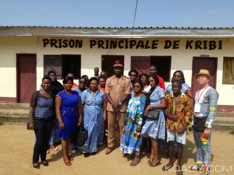 Cameroun : Milieu carcéral,  du réconfort aux mineurs de  la prison de Kribi