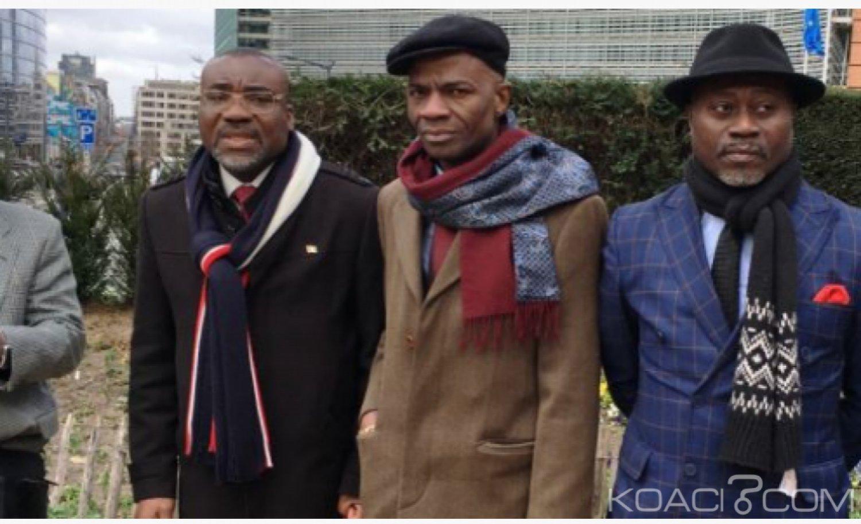 Côte d'Ivoire : Une motion de protestation déposée à l'Union Européenne contre la libération sous conditions de Gbagbo et Blé Goudé ?