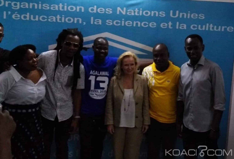 Côte d'Ivoire: Pour son prochain show du 13 avril, l'humoriste Agalawal bénéficie du soutien de l'unesco