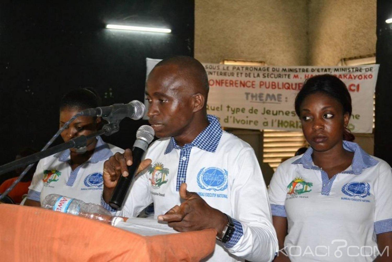 Côte d'Ivoire : Plateau, des jeunes demandent au procureur de ressaisir le Président de l'Assemblée Nationale pour la levée de l'immunité de Jacques Ehouo