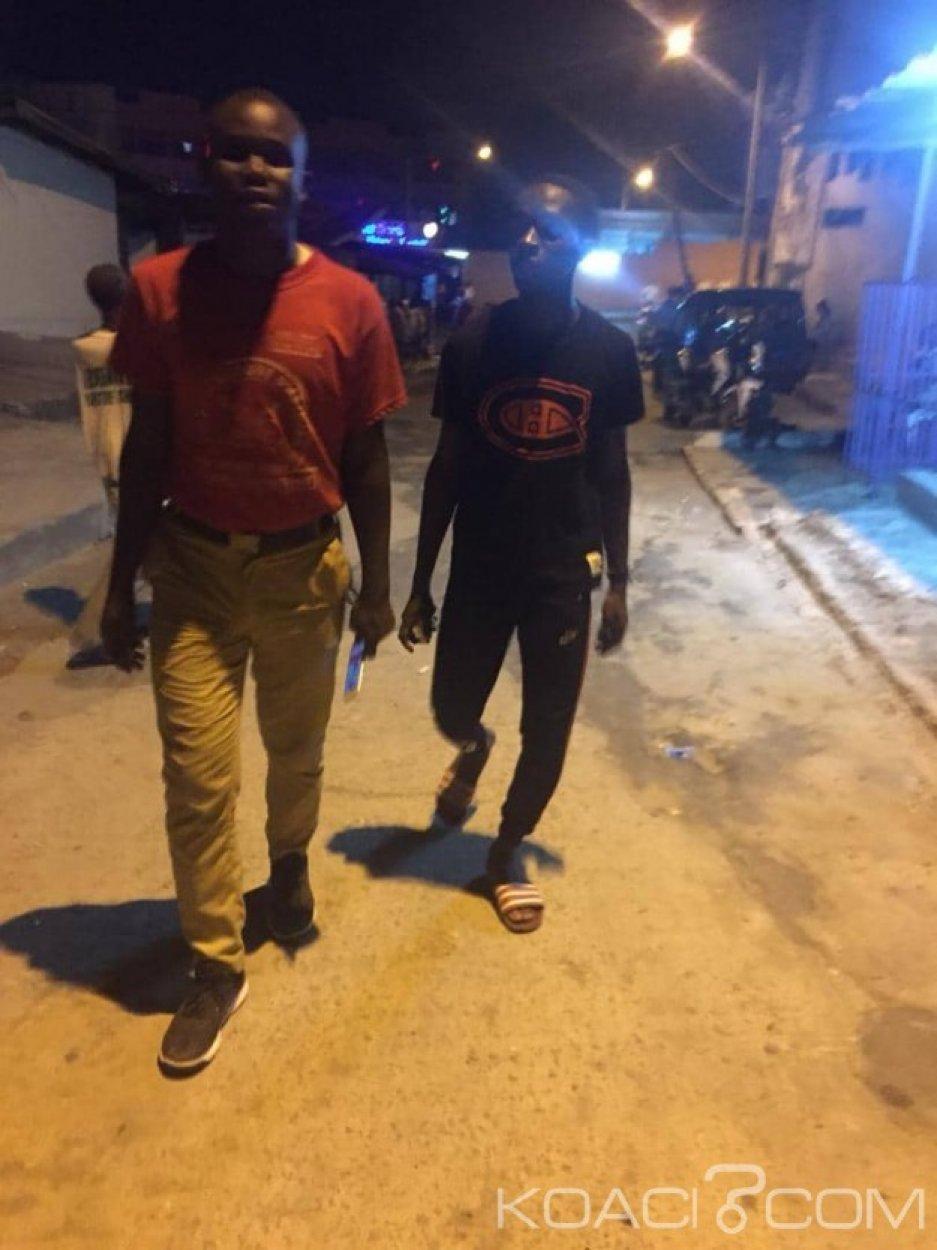 Côte d'Ivoire : Manifestation des élèves à Cocody, Jimoh Stephen libéré après 24 heures de détention