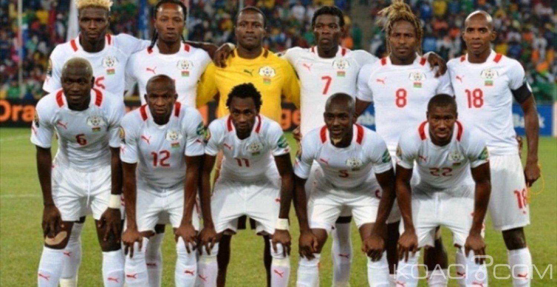 Burkina : Éliminatoires CAN 2019, 24 joueurs convoqués contre la Mauritanie