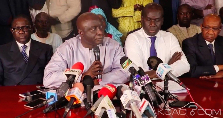 Sénégal : 1ère sortie après sa défaite à la présidentielle, Idrissa Seck rejette les résultats et annonce un livre blanc