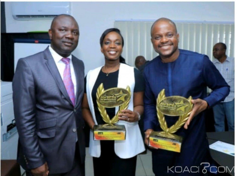 Côte d'Ivoire : Fabrice Sawegnon recevant ses prix de meilleur entrepreneur et entreprise «Dans la vraie vie, il n'y a pas quelqu'un qui soit fort lui seul»