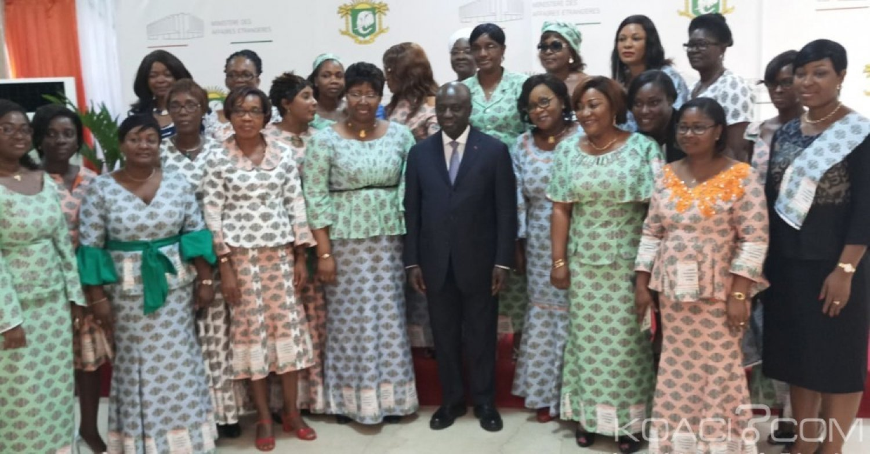 Côte d'Ivoire : Ministère des Affaires étrangères, Amon Tanoh s'engage à améliorer les conditions de travail et le profil de carrière des femmes non diplomates