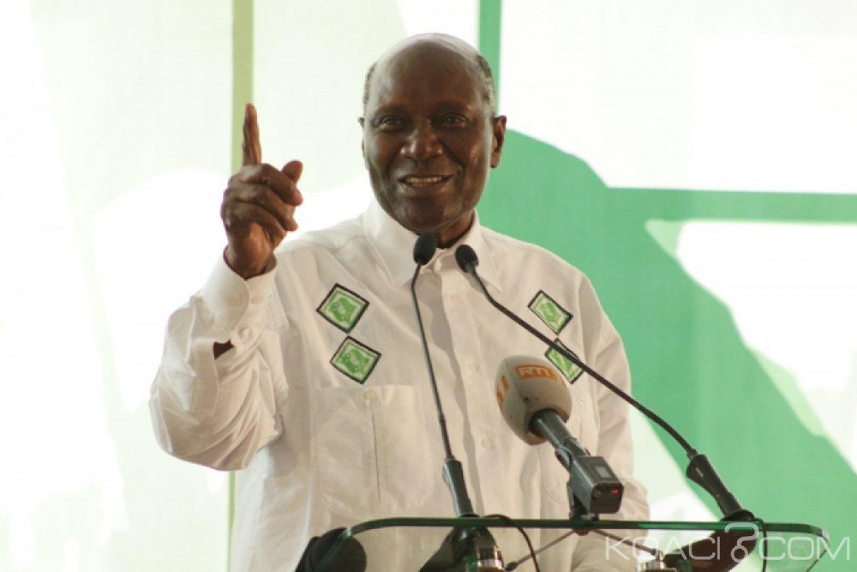 Côte d'Ivoire : Le PDCI dénonce l'utilisation «illégale » de son logo par le PDCI-Renaissance