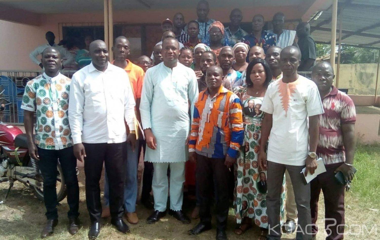 Côte d'Ivoire : Béoumi, Sidi Touré et les militants du RHDP célèbrent Ouattara le 13 avril pour ses actions de développement en faveur des populations
