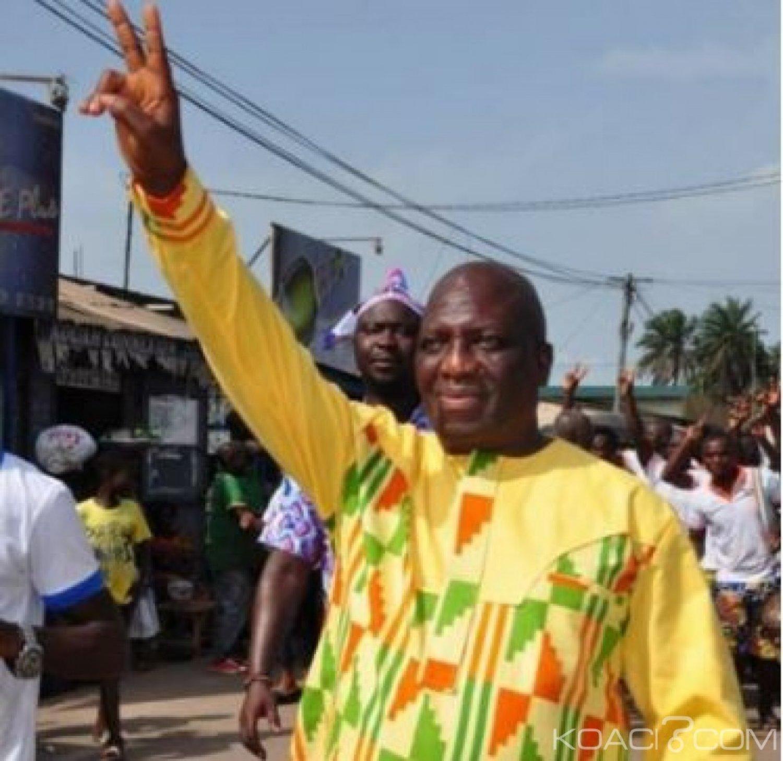 Côte d'Ivoire : Lazare Koffi Koffi «nous sommes obligés de nous mettre ensemble pour arracher notre pays de la main des forces impérialistes »