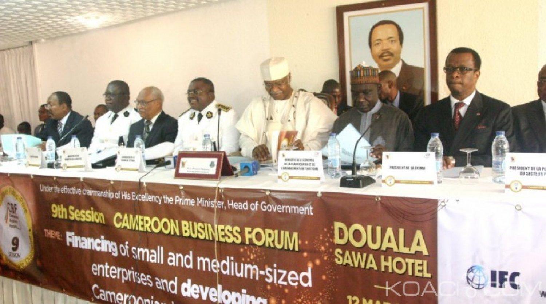 Cameroun : Ouverture ce jour à Douala du Cameroon Business Forum, outil de promotion de l'investissement privé
