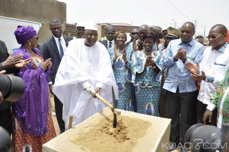 Côte d'Ivoire : Boundiali,  Gon Coulibaly lance les travaux de bitumage de 24 km de voirie dans la Bagoué et annonce leurs livraisons en septembre 2020