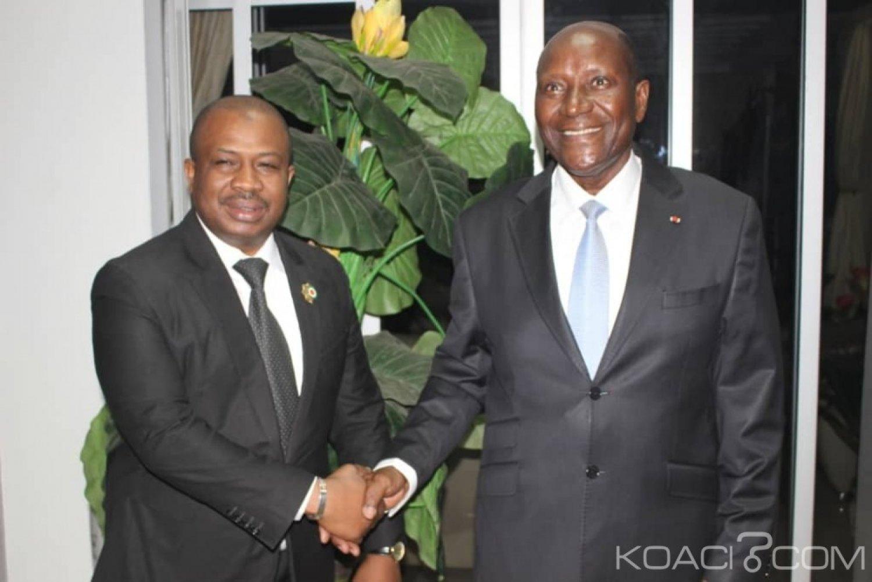 Côte d'Ivoire :  PDCI-RDA, le député de Yopougon là¢che Bédié pour Duncan « pour faire la promotion du RHDP »