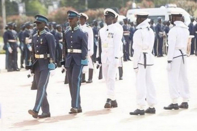 Ghana : Changement de garde à la présidence, place à l'Armée de l'air