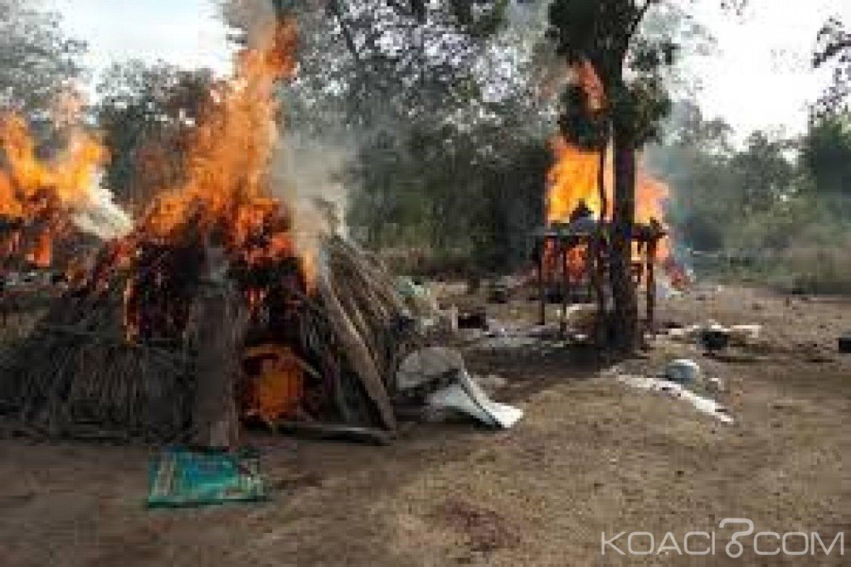 Nigeria : Huit civils tués dans l'explosion d'une mine terrestre près de Gwoza