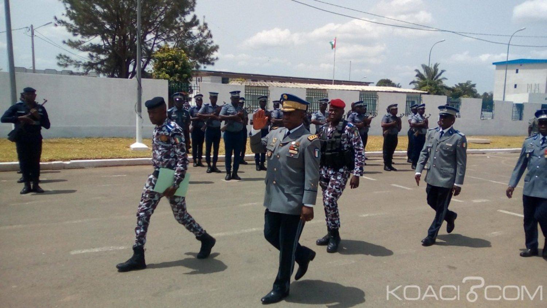Côte d'Ivoire : Le Gle Apalo Touré au nouveau commandant de la gendarmerie de Bouaké