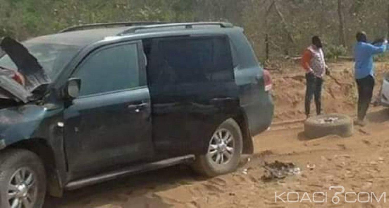 Côte d'Ivoire: Le cortège de l'épouse du premier ministre fait une sortie de route à Odiénné, 4 blessés