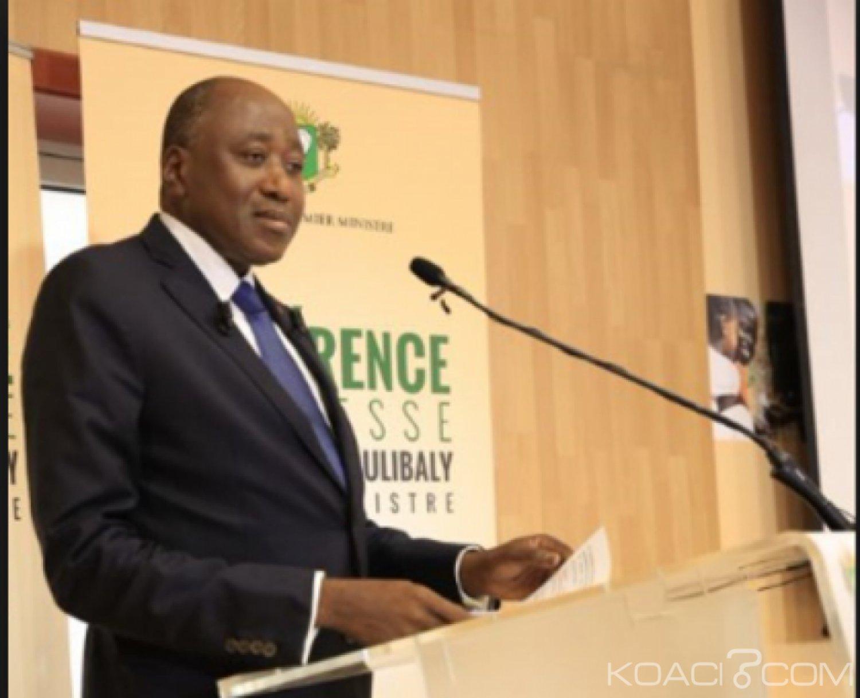 Côte d'Ivoire : Situation socio-politique, Amadou Gon devant la presse ce jeudi