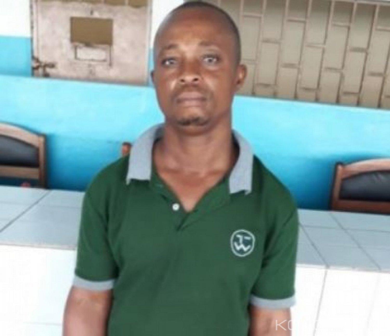 Côte d'Ivoire: Il se faisait passer pour un commissaire de police