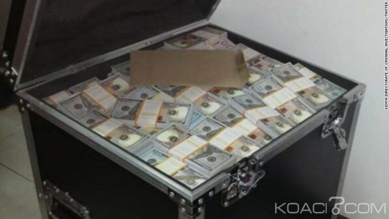 Kenya : Saisie de près de 20 millions de dollars en faux billets à Nairobi