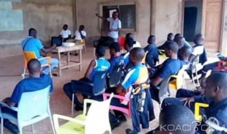 Côte d'Ivoire : Dans la région du Iffou, les forces de défense et de sécurité, sensibilisées sur l'hépatite B