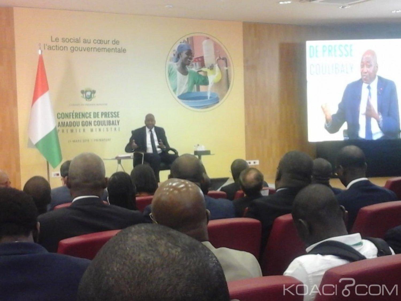 Côte d'Ivoire : Réforme de la CEI, Amadou Gon annonce la reprise des discussions dans ce mois de mars et exclu l'intervention du Conseil constitutionnel dans les débats