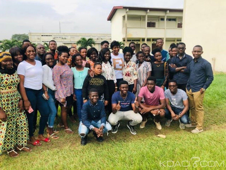Côte d'Ivoire: Dans une tournée spéciale, l'actrice Kadhy Touré partage son expérience avec les jeunes