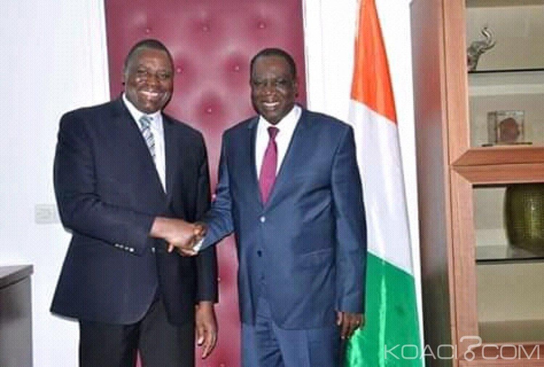 Côte d'Ivoire : Après avoir fait allégeance au RHDP unifié, Jean Kouassi Abonouan adhère au mouvement PDCI Renaissance