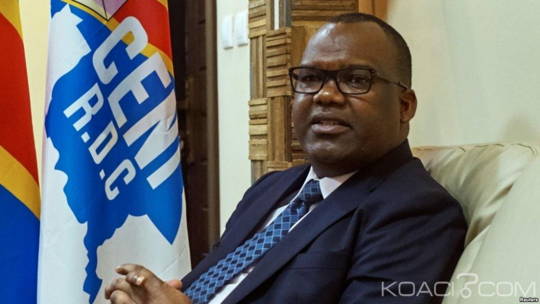 RDC  : Washington frappe Corneille Nangaa , Président de la CENI, de nouvelles sanctions