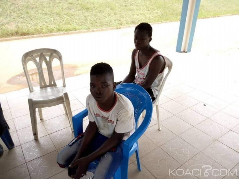 Côte d'Ivoire : Actes de violences dans les écoles, deux individus appréhendés par la FESCI et mis à la disposition de la police