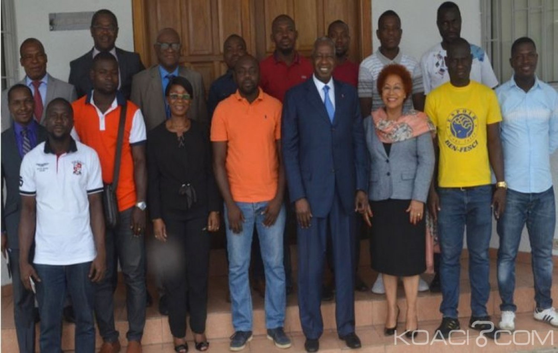 Côte d'Ivoire : Après les violentes manifestations entre  étudiants et policiers, Tounkara reçoit la Fesci