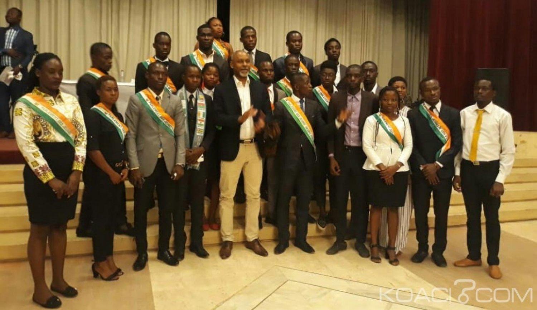 Côte d'Ivoire : Vah Yao Josué, président du Parlement des Jeunes de Côte d'Ivoire interpelle le président Amadou Soumahoro