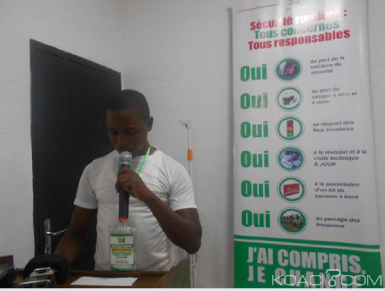 Côte d'Ivoire : Les transporteurs de Daloa sensibilisés sur l'insécurité routière