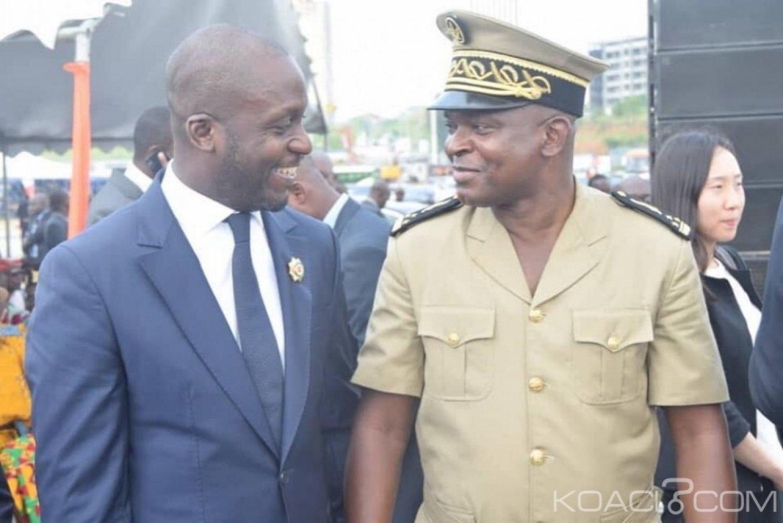 Côte d'Ivoire: Plateau, l'installation du conseil municipal sous haute surveillance policière