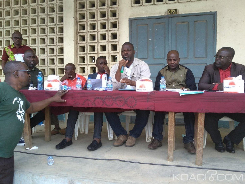 Côte d'Ivoire : Grève enseignants, la Cosefci suspend pour un mois le mot d'ordre avec rétention de notes