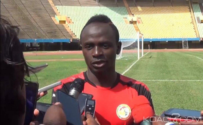 Sénégal: Can 2019, la star des Lions Sadio Mané assure et rassure avant l'échéance