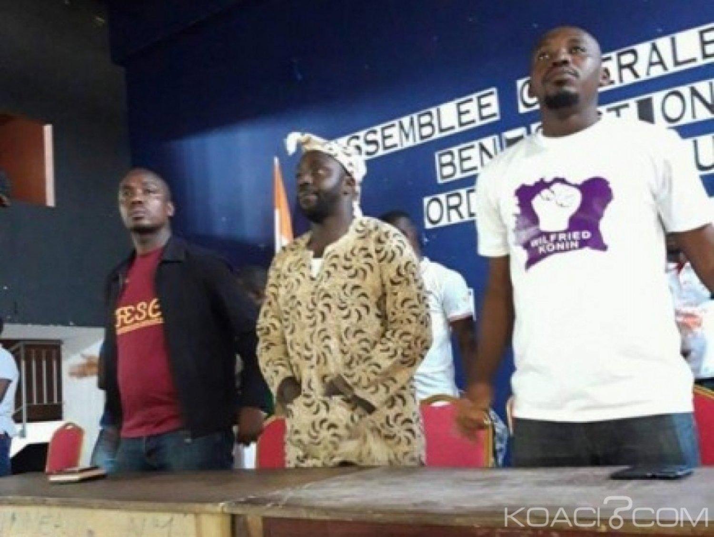Côte d'Ivoire : La Fesci annonce un congrès an mai prochain
