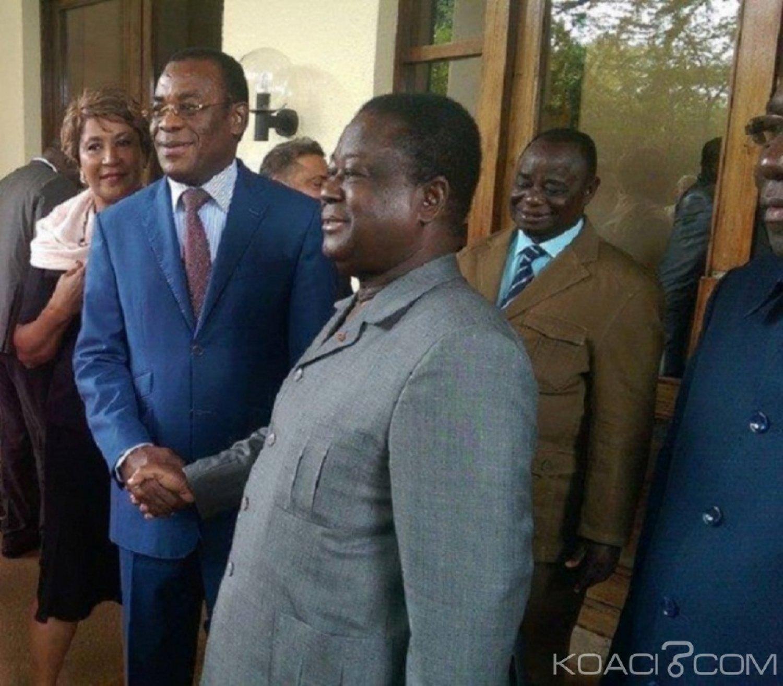 Côte d'Ivoire : Après la sortie de Pascal Affi N'Guessan, danger sur la plateforme annoncée par Bédié avec Gbagbo ?