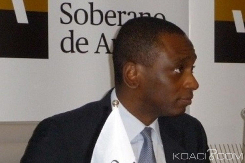 Angola: Le fils de l'ex Président Dos Santos libéré après sept mois de prison