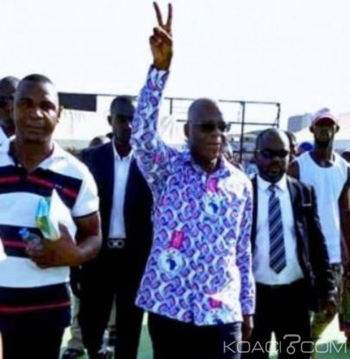 Côte d'Ivoire : Depuis Marcory, Lida charge Affi «on ne s'attaque pas à Laurent Gbagbo de cette façon»