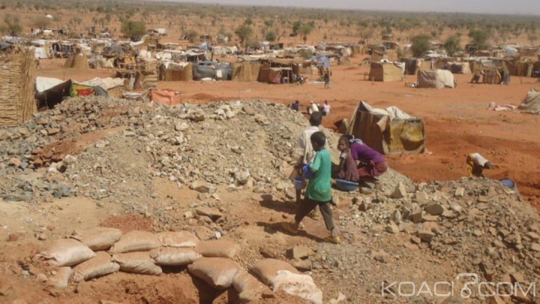 Burkina Faso : Fermeture temporaire des sites d'orpaillage à l'est