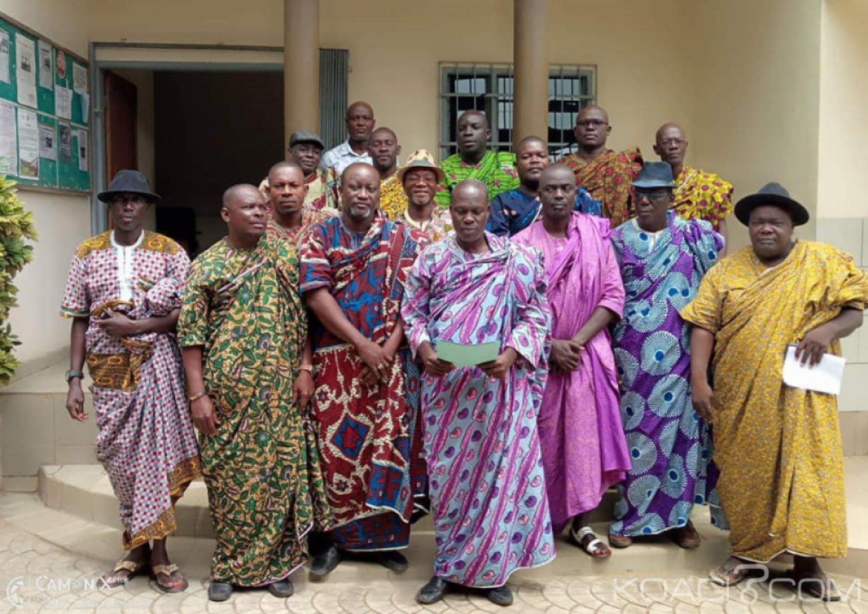 Côte d'Ivoire : Après l'élection d'Ehouo, le peuple Atchan ressent un soulagement et invite le ministre de l'intérieur à consolider  le résultat