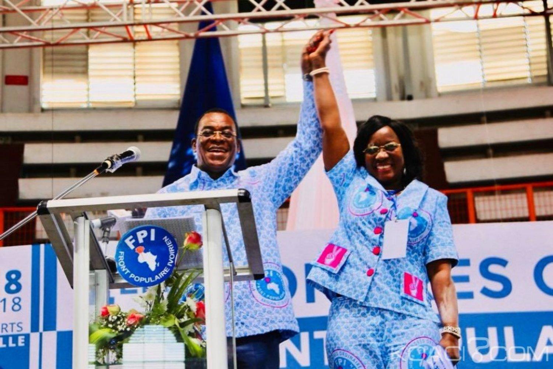 Côte d'Ivoire : Affi confirme la démission d'Agnès Monnet, Issiaka Sangaré la remplace