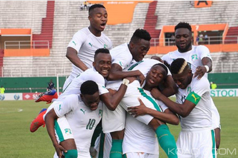 Côte Ivoire : CAN U23, les éléphants passent le second tour en atomisant le Niger 6-1 et croiseront la Guinée
