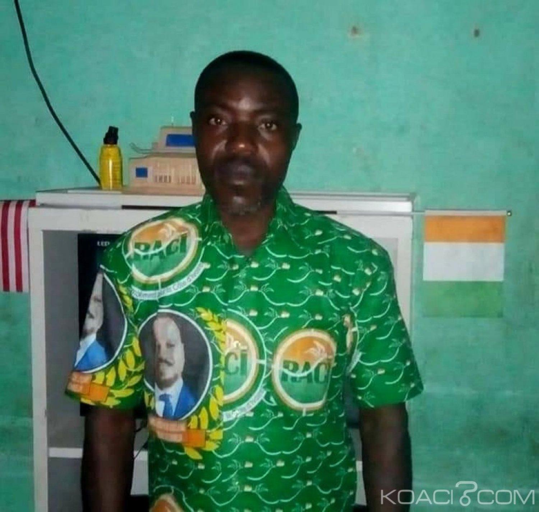 Côte d'Ivoire : Affaire démission du coordonnateur RACI Touleupleu, le président régional réagit «Anne Ouloto a remis un million à Kader Zongo»