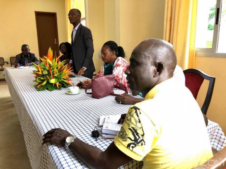 Côte d'Ivoire : A Azaguié, Mamadou Koulibaly va démolir les constructions du domaine public situées à l'entrée du corridor d'Agboville